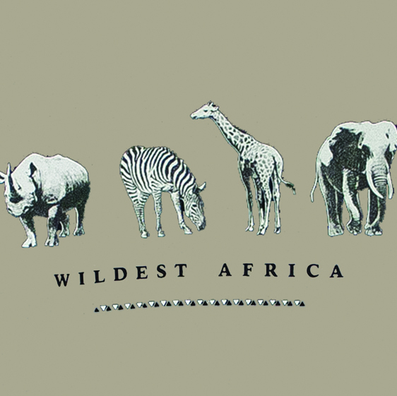 South African T-shirts from Earth Lover Clothing